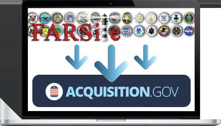 FARSite Migration to Acquisition.gov